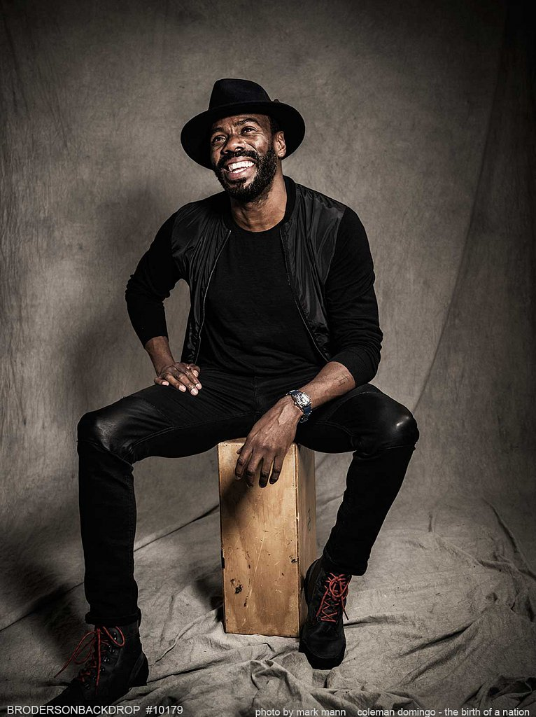 colman domingo by mark mann