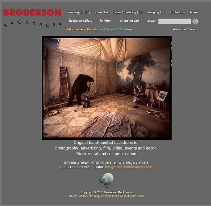 wwwbrodersonbackdropsnet